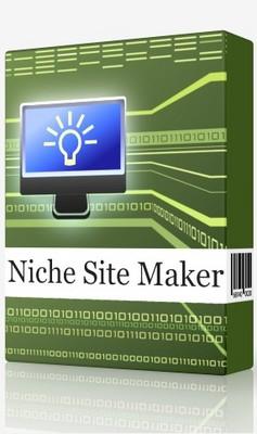 Product picture Niche Site Maker