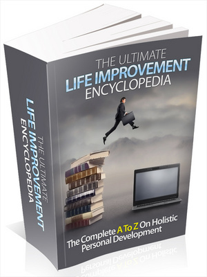 Product picture The Ultimate Life Improvement Encyclopedia