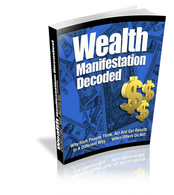 Product picture Wealth Manifestation Decoded