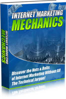 Product picture Internet Marketing Mechanics