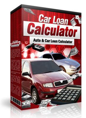 Product picture Car Loan Calculator