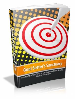 Product picture Goal Setters Sanctuary