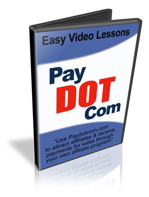 Product picture Use Paydotcom Affiliate Program