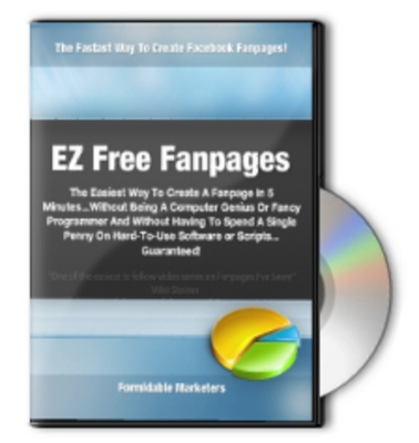Product picture EZ Free Fanpages Videos