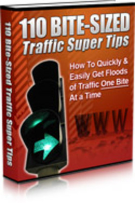 Product picture 110 Bit Size Traffic-Super Tips