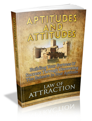 Product picture Aptitudes And Attitudes
